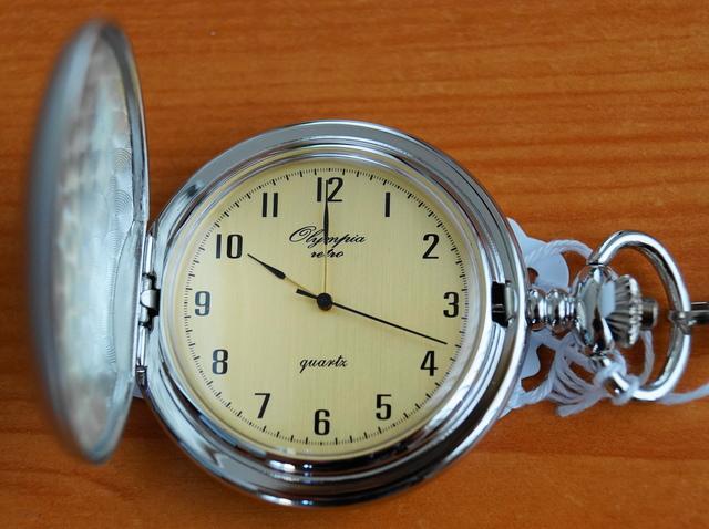 Olympia kapesní hodinky 30421   Olympia hodinky   Ráj hodinek ... f2ad027f9a