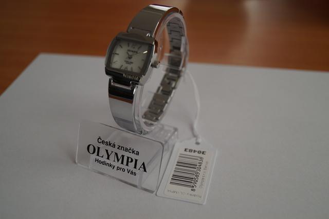 Olympia Hodinky 30483   Olympia hodinky   Ráj hodinek - hodinářský eshop 81b80360b9