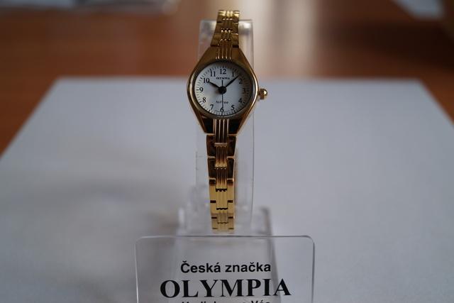 Olympia Hodinky 31007   Olympia hodinky   Ráj hodinek - hodinářský eshop 55ead2a19d