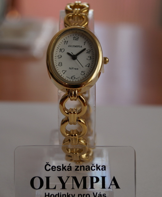 Olympia Hodinky 31019   Olympia hodinky   Ráj hodinek - hodinářský eshop 1b3de9df55