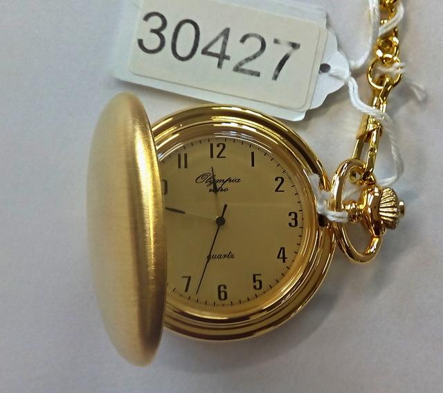 Olympia kapesní hodinky 30427   Olympia hodinky   Ráj hodinek ... aae0cf101f
