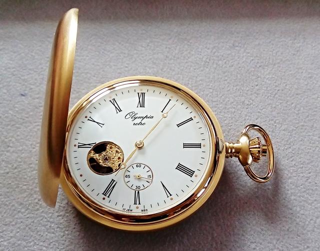 Olympia kapesní hodinky 35037   Olympia hodinky   Ráj hodinek ... 99a1d2b369