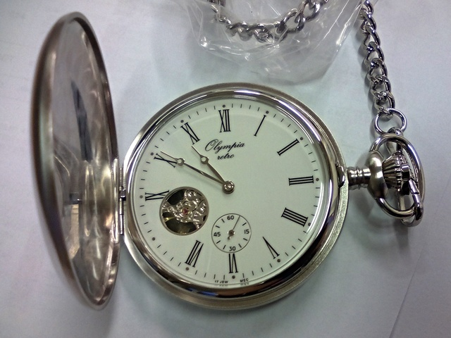Olympia kapesní hodinky 35036   Olympia hodinky   Ráj hodinek ... 07c6263207