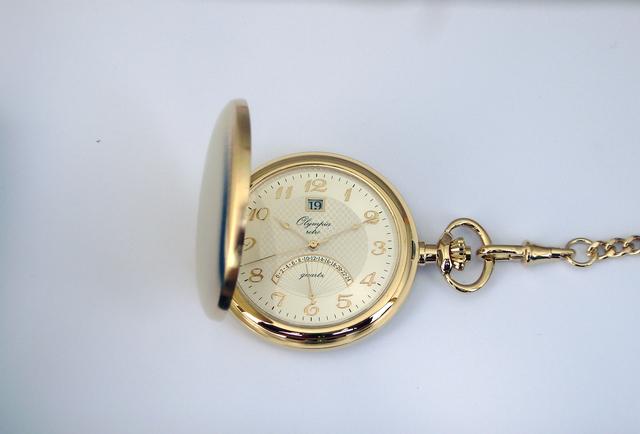 Olympia kapesní hodinky 35002   Olympia hodinky   Ráj hodinek ... acdf128f4c